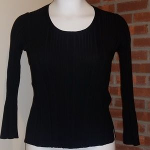 Lane Bryant Ribbed Crewneck Sweater
